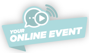 Your Online Event.